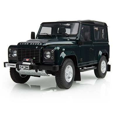 Genuine Land Rover Gear - DEFENDER 90 - 1:18 SCALE MODEL - GREEN
