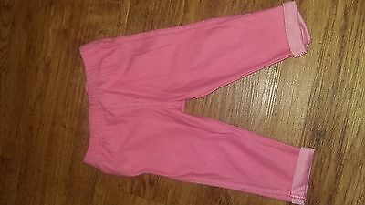 baby girl pink next jeans size 6-9months