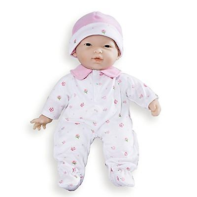 JC Toys La Baby 11-Inch Asian Washable Soft Body Play Doll for Children 2 Yea...