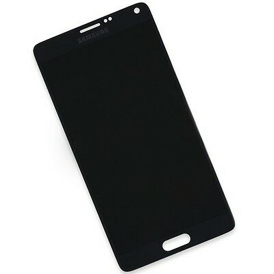 OEM LCD Screen Digitizer For Samsung Note 4 N910A N910T Replacement US black