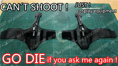 Marvel Civil War Home Coming The Amazing Spider Man Web Shooter Cosplay Decorate