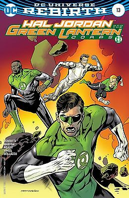 Hal Jordan And The Green Lantern Corps #13 Variant 2017 DC Comics Rebirth