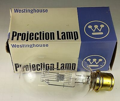 Westinghouse DPJ 750W 120V Opaque Projector Lamp New Old Stock