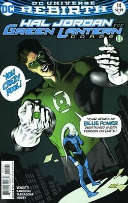 Hal Jordan And The Green Lantern Corps #14 Variant 2017 DC Comics Rebirth