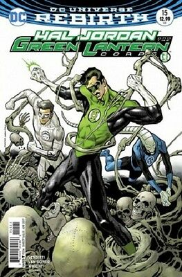 Hal Jordan And The Green Lantern Corps #15 Variant 2017 DC Comics Rebirth