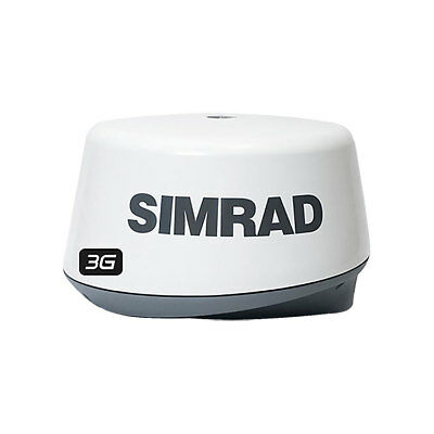 Simrad 3G Broadband Radar Kit for NSS, NSE, & NSO Units, SIM-000-10420-001