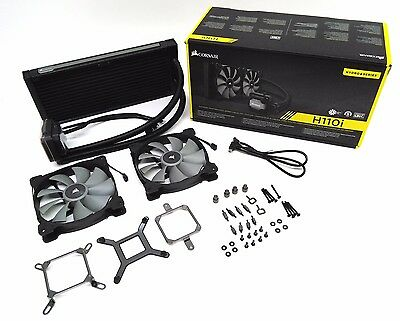 Corsair - Hydro Series H110i 280mm Extreme Performance Liquid CPU Cooler