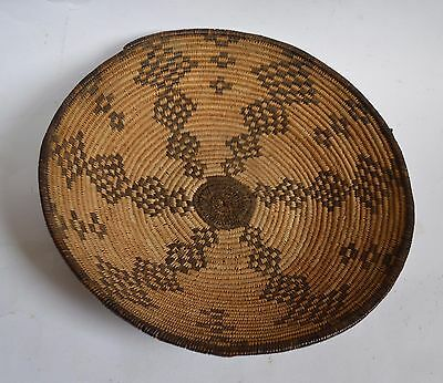 Native American Indian antique Apache  basket