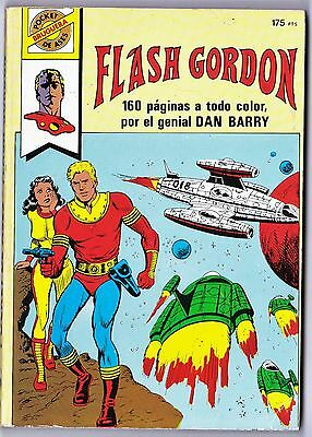 Pocket de Ases nº: 25 FLASH GORDON de Dan Barry (160 páginas color) Bruguera