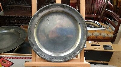 Pewter Plate/Dish