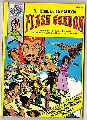 Pocket de Ases nº: 34 FLASH GORDON de Pat Boyette. (160 páginas color) Bruguera