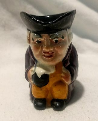 Vintage Shorter & Sons Hand Painted Toby Jug