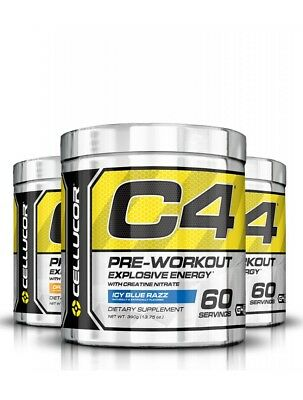 Cellucor C4 Preworkout 60 Servings Pick Up Available In Sydney