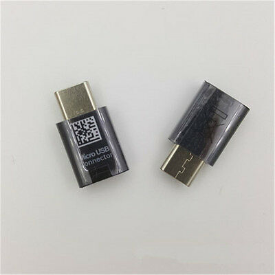 Micro USB To Type-C Adapter Connector Converter For Samsung Galaxy S8 S8 Plus