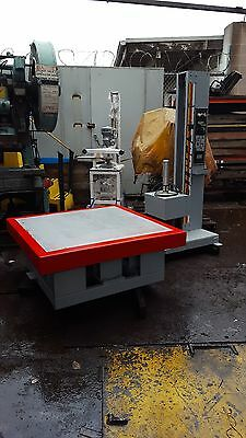 Sprite Pallet Wrapping Machine 120 Volts Sn D791110T 1 Phase