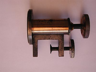 Antique Brass Microtome