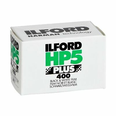 Ilford 1574577 HP5 Plus Black and White Print Film 35 mm ISO 400 36 Exposures