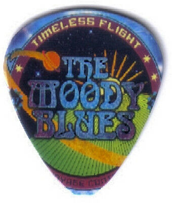 Moody Blues - Timeless Flight Guitar Pick