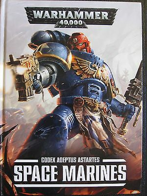 Warhammer 40000 Codex Space Marines armybook