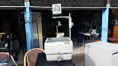 Clean*working*gilkon Overhead Projector*ex Government*glp2*transparency*+ Others