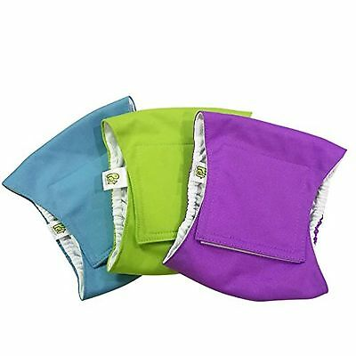 [Extra 30% OFF This Week Only!] Washable Pet Belly Wrap Diapers (3-Pack) - Na...