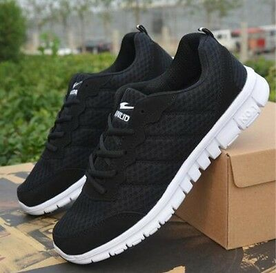 2017 HOT Men's Sneakers Sport Breathable Casual Running Large size Shoes