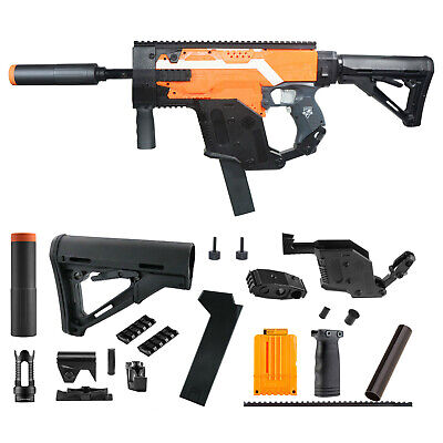 Worker Mod Kriss Vector Kits Combo 13 Items for Nerf Stryfe Modify Toy