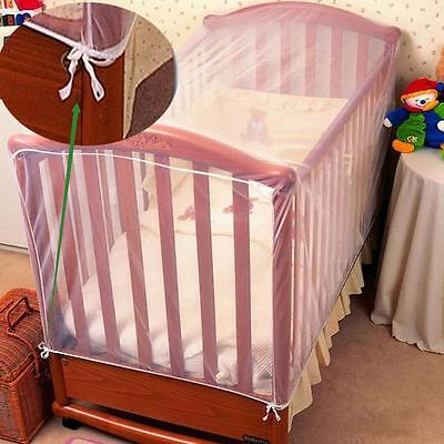 new Lovely Portable Foldable Baby Bed Crib Folding Mosquito Net Durable Modeling