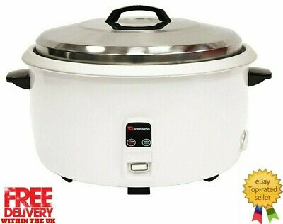 Sq Professional  10L  AUTOMATIC ELECTRIC RICE COOKER DELUXE MODEL ,STEEL LID