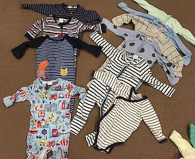 Bulk baby boy clothes- Size 00. Excellent Used Condition