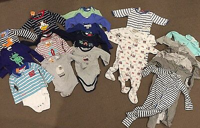 Bulk baby boy clothes-  Size 0. Excellent Used Condition