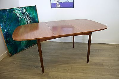 DELIVERY£60 Mid Century Retro Danish Style G Plan Teak Extending Dining Table