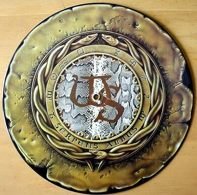 "Ex! Whitesnake Give Me All Your Love / Fool For Lovin' 12"" Picture Disc"