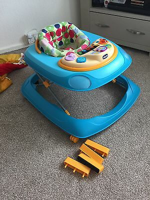 Chicco Baby Walker With Lights And Sounds