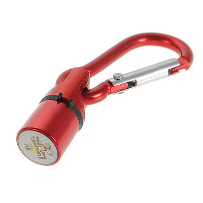Dog Cat Pet Safety Red Flash Led Light Collar Tag New