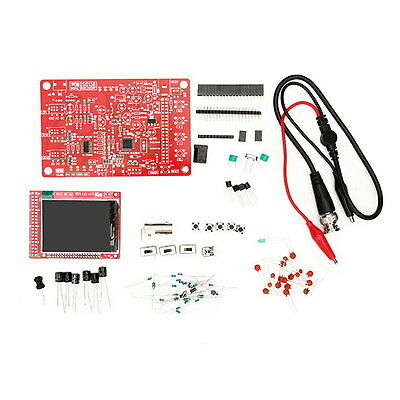 Orignal Jye Tech Dso138 Diy Digital Oscilloscope Kit Smd Soldered
