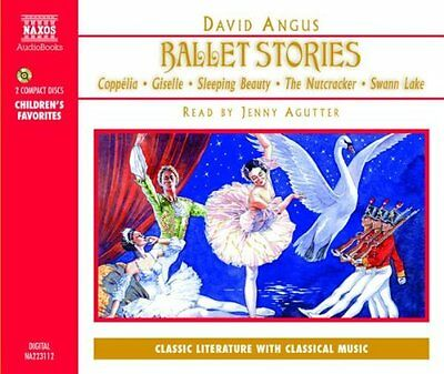 Ballet Stories Book by Angus  David (CD-Audio) 9789626342312