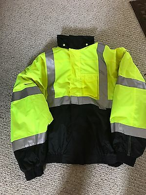 Occulux 3 In 1 Bomber Jacket Size 5XL