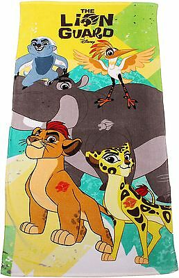 The Lion Guard Pride Childrens Large Beach Towel By BestTrend