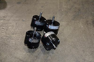 SMC Vane Type Rotary Actuator NCRB1BW20-90S Top & Bottom Stem