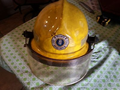 Firefighter Bunker TurnOut Gear Cairns 660c Helmet Reflector Visor Liner wichita
