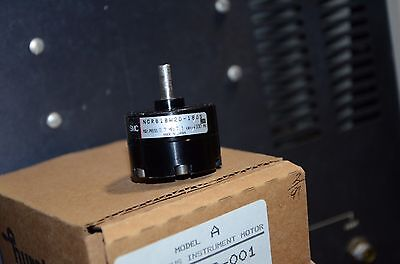 SMC Vane Type Rotary Actuator NCRB1BW20-180S Bottom Stem Cut Off
