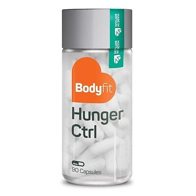 Bodyfit Hunger Ctrl Appetite Suppressant Hunger & Cravings Reduction 90