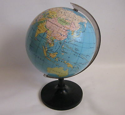 Vintage Collectable Small World Globe Made in China