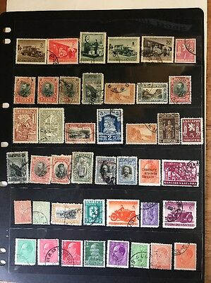 stamps  Bulgaria  - Used - Lot 525
