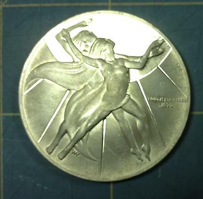Vintage Medal/Token from Collection-Free US Ship - 1970 UN Youth for Peace Medal