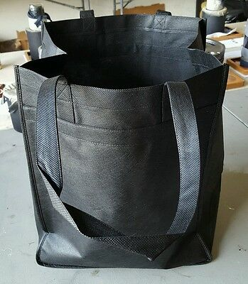 XL Reusable Eco Friendly Grocery Shopping Tote Bag (PACK OF 2) See Product Video