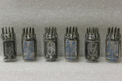 NL-905 RARE National Readout Inverted Nixie Tube NL905 Nixie Clock Adruino OK
