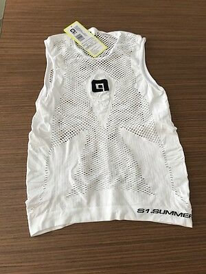 Ale Cycling Base Layer S1 Summer Mesh|Size S/M|BRAND NEW