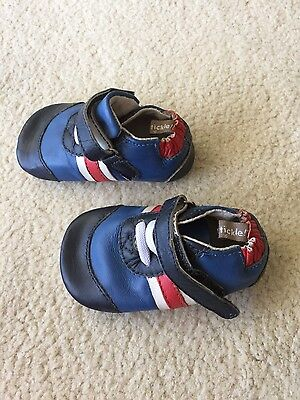 Baby Boy Tommy Tickle Pre-Walkers Size M 6-12 months
